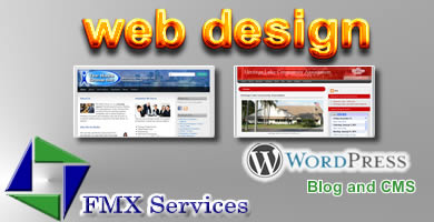 FMX Services Web Design